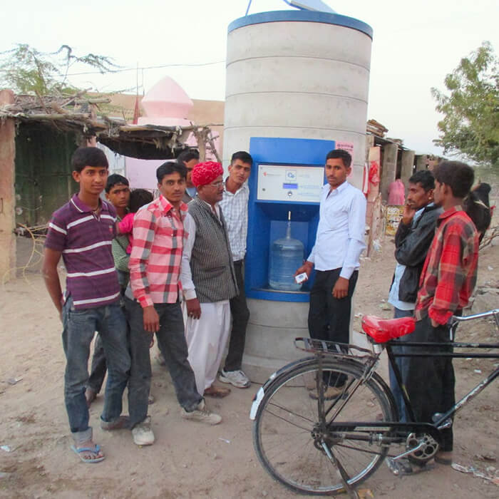 villagers-using-water-atm